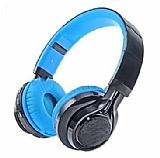 Cortrea Bluetooth Led Işıklı Mavi Kulaklık