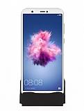 Cortrea Huawei P Smart Micro USB Masaüstü Dock Siyah Şarj Aleti
