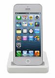 Cortrea iPhone 5 / 5S Masa�st� Dock �arj Aleti Beyaz