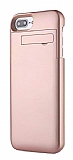 Cortrea iPhone 7 Plus / 8 Plus 10000 mAh Bataryalı Rose Gold Kılıf