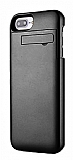 Cortrea iPhone 7 Plus / 8 Plus 8000 mAh Bataryalı Siyah Kılıf