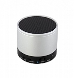 Cortrea Işıklı Silver Taşınabilir Bluetooth Hoparlör