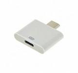 Cortrea Lightning Girişini USB Type-C Girişe Dönüştürücü Beyaz Adaptör