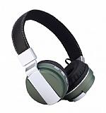 Cortrea Metal Sport Katlanabilir Yeşil Bluetooth Kulaklık
