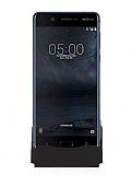 Cortrea Nokia 5 Micro USB Masaüstü Dock Siyah Şarj Aleti