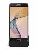 Cortrea Samsung Galaxy J7 Prime / J7 Prime 2 Micro USB Masaüstü Dock Siyah Şarj Aleti