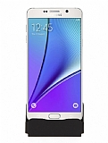 Cortrea Samsung Galaxy Note 5 Micro USB Masaüstü Dock Siyah Şarj Aleti