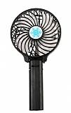 Cortrea Şarjlı Siyah El Fanı