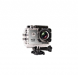 Cortrea Sports Silver Ultra HD Aksiyon Kamerası