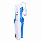 Cortrea Transformers Çift Bataryalı Beyaz-Mavi Bluetooth Kulaklık