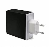 Cortrea USB 4 Port Girişli Siyah Ev Şarj Adaptörü