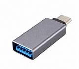 Cortrea USB Type-C OTG D�n��t�r�c� Adapt�r Gri