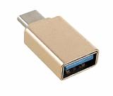Cortrea USB Type-C OTG Dönüştürücü Gold Adaptör