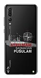 Çukur Lisanslı Huawei P20 Pro Beyaz Şaşmadan Pusulam Kılıf
