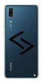 Çukur Lisanslı Huawei P20 Siyah Kara Kuzular Logo Kılıf