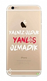 Çukur Lisanslı iPhone 6 / 6S Beyaz Çukur Yalnız Kılıf