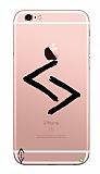 Çukur Lisanslı iPhone 6 / 6S Siyah Kara Kuzular Logo Kılıf
