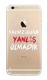 Çukur Lisanslı iPhone 6 Plus / 6S Plus Beyaz Çukur Yalnız Kılıf