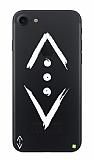 Çukur Lisanslı iPhone 7 / 8 Beyaz Çukur Logo Kılıf