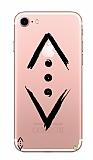 Çukur Lisanslı iPhone 7 / 8 Siyah Çukur Logo Kılıf
