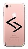 Çukur Lisanslı iPhone 7 / 8 Siyah Kara Kuzular Logo Kılıf