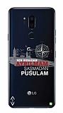Çukur Lisanslı LG G7 ThinQ Siyah Şaşmadan Pusulam Kılıf