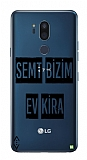 Çukur Lisanslı LG G7 ThinQ Siyah Semt Bizim Kılıf