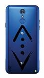 Çukur Lisanslı LG Q7 Plus Siyah Çukur Logo Kılıf