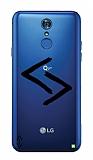 Çukur Lisanslı LG Q7 Plus Siyah Kara Kuzular Logo Kılıf
