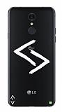 Çukur Lisanslı LG Q7 Plus Beyaz Kara Kuzular Logo Kılıf