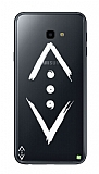 Çukur Lisanslı Samsung Galaxy A3 2016 Beyaz Çukur Logo Kılıf