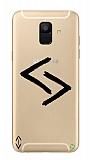 Çukur Lisanslı Samsung Galaxy A6 2018 Siyah Kara Kuzular Logo Kılıf