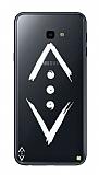 Çukur Lisanslı Samsung Galaxy A7 2017 Beyaz Çukur Logo Kılıf
