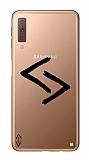 Çukur Lisanslı Samsung Galaxy A7 2018 Siyah Kara Kuzular Logo Kılıf