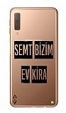 Çukur Lisanslı Samsung Galaxy A7 2018 Siyah Semt Bizim Kılıf