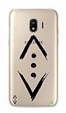 Çukur Lisanslı Samsung Galaxy Grand Prime / Plus Siyah Çukur Logo Kılıf