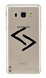 Çukur Lisanslı Samsung Galaxy J3 2016 Siyah Kara Kuzular Logo Kılıf