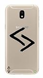 Çukur Lisanslı Samsung Galaxy J3 Pro Siyah Kara Kuzular Logo Kılıf