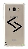 Çukur Lisanslı Samsung Galaxy J5 2016 Siyah Kara Kuzular Logo Kılıf