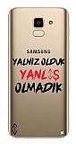 Çukur Lisanslı Samsung Galaxy J6 Siyah Çukur Yalnız Kılıf