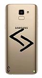 Çukur Lisanslı Samsung Galaxy J6 Siyah Kara Kuzular Logo Kılıf