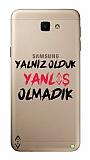 Çukur Lisanslı Samsung Galaxy J7 Prime / Prime 2 Siyah Çukur Yalnız Siyah Kılıf