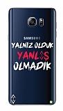 Çukur Lisanslı Samsung Galaxy Note 5 Beyaz Çukur Yalnız Kılıf
