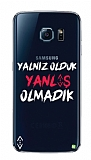 Çukur Lisanslı Samsung Galaxy S7 Edge Beyaz Çukur Yalnız Kılıf