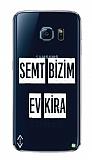 Çukur Lisanslı Samsung Galaxy S7 Edge Beyaz Semt Bizim Kılıf