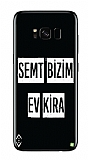 Çukur Lisanslı Samsung Galaxy S8 Plus Beyaz Semt Bizim Kılıf