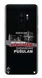 Çukur Lisanslı Samsung Galaxy S9 Plus Beyaz Şaşmadan Pusulam Kılıf