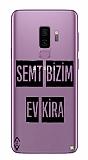 Çukur Lisanslı Samsung Galaxy S9 Plus Siyah Semt Bizim Kılıf
