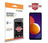 Dafoni Samsung Galaxy M12 Slim Triple Shield Ekran Koruyucu