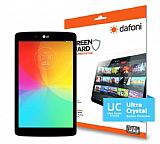 Dafoni LG G Pad 8.0 V480 Şeffaf Ekran Koruyucu Film